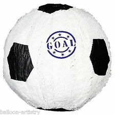 Football Soccer Ball Goal Sports BASH Pinata Children's Party Game