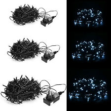 30M 50M 100M White Waterproof Decorative Fairy Christmas Party String Lights 24V