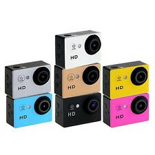 HD Waterproof Outdoor Sports DV Video Action Camera 720P Digital 5MP Camcorder