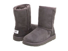 UGG Australia Kids Classic Short Boots Grey 5251K/ 5251Y  Sizes 13-6 *New*