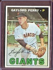 1967 Topps 320 Gaylord Perry VG-EX #D148286