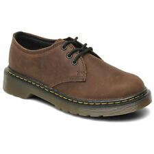 Dr.Martens Everley Brown Kids Shoes