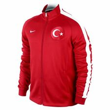NEW Authentic Nike TURKEY N98 World Cup Soccer Track Jacket XL XXL 605363 Red