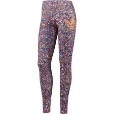 Adidas Originals Trefoil ZX Flux AOP All Over Print Leggings Pants Multicolour