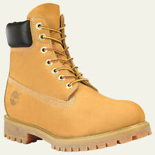 MEN'S TIMBERLAND 6 INCH PREMIUM *10061* (WHEAT) *CONSTRUCTION*  ASST. SIZES *NIB