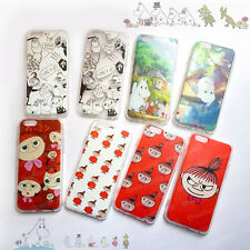 Finland Cartoon Lovely Genius Soft TPU Hard PC Case Cover for iPhone 5 6 6S Plus
