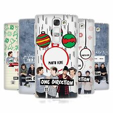 CUSTOM PERSONALIZED ONE DIRECTION 1D CHRISTMAS GEL CASE FOR LG PHONES 2