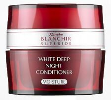 Kanebo Blanchir Superior White Deep Night Conditioner 45g new in box