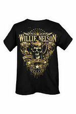 Hot Topic:  Willie Nelson Outlaw T-Shirt