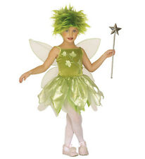 TINKERBELL FOREST FAIRY CHILDS FANCY DRESS COSTUME FAIRY TALE PIXIE QUALITY
