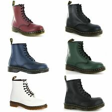 Dr.Martens Classic 1460 8 Eyelets Leather Unisex Womens Mens Ladies Ankle Boots