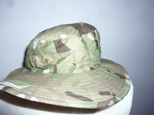 MTP BUSH HAT BRITISH ARMY ISSUE VARIOUS SIZES GENUINE ISSUE