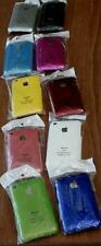 Apple iPhone 4 Snap On Case -  VARIETY OF METALLIC COLORS - BRAND NEW