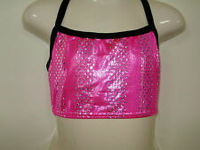 Gymnastics Crop Tops Girls Size 6and 7