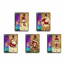 HEAD CASE DESIGNS CHRISTMAS CLASSICS BATTERY COVER FOR SAMSUNG PHONES 1
