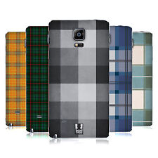 HEAD CASE DESIGNS PLAID - PATTERN COLLECTION BATTERY COVER FOR SAMSUNG PHONES 1