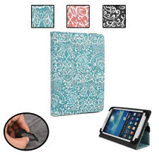 """KroO Paisley Universal Fit Folio Cover Case fit iView 7"""" Tablet 760TPC"""