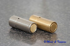 LE PETIT GROS 18350 Mechanical Mod Clone in STAINLESS STEEL or BRASS