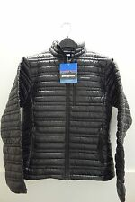$299 NWT Patagonia Women's Ultralight Down Jacket Black Sz M L