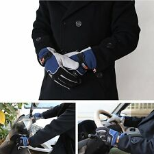Winter Cycling Mountain Bike Bicycle Riding Motorcycle Full Finger Gloves Fleece