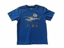 NWT Boys Gymboree Hop Roll helicopter short sleeve shirt 6 12 18 24 months 2T 3T