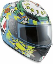 AGV Mens K3 Wake Up Full Face Helmet 2013