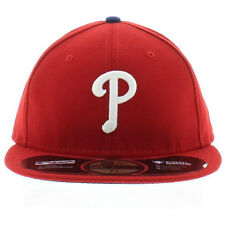 New Era 5950 59Fifty Philadelphia Phillies On-FIeld Fitted Cap Various Sizes