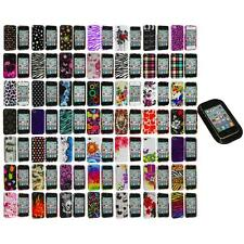 Design Color Hard Snap-On Skin Case Accessory+Sticky Pad for iPhone 4 4G 4S