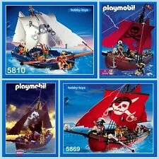 PLAYMOBIL PIRATE SHIP 3174 3860 5810 5869 * SPARE PART FINDER * MAX UK P&P £2.99