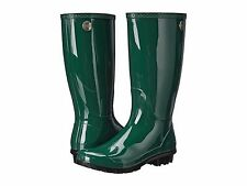 Women's Shoes UGG Shaye Waterproof Rain Boots 1012350 Pine *New*