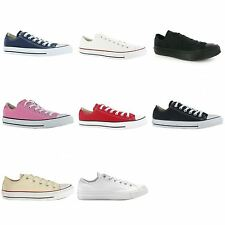 Converse All Star Ox Unisex Mens Womens Ladies Trainers