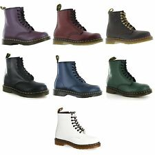 Dr.Martens 1460 Leather Unisex Mens Womens Ladies Boots