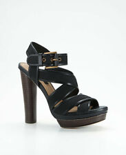 Ann Taylor Rosemary Canvas Platforms Org.$198.00 New In Box!