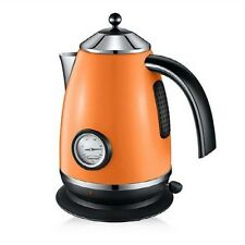 Electric Cordless Kettle Pot Portable Stainless 1.7L 220V Hot Water Tea Coffee