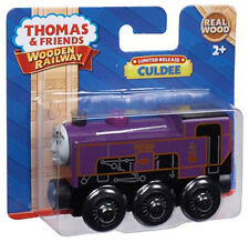 CULDEE Thomas Tank Engine Wooden Railway NEW IN BOX 2015
