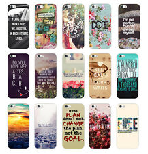 Fashion Painted Pattern Hard Back Case Cover Skin For Apple Iphone 5 5S 6