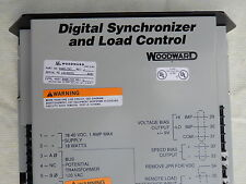 Generator Load Controller Governor CAT Woodward DSLC 9905-795