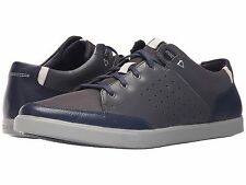 Men's Shoes Cole Haan Owen Sport Oxford Lace Up Leather Oxford C21469 Navy *New*