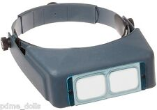 Optivisor Headband Magnifier by Donegan, DA series - full range available