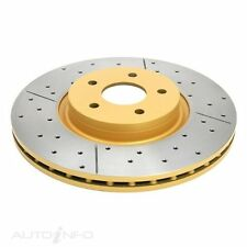 DBA Front Rotor for FORD FOCUS 4D H/B FWD LS, LT, LV, LW 06~16  (((Street Cross