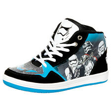NEW Star Wars High Top Skate Shoes Kids