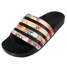 Adidas Adilette W The Farm Pack Black Womens Sandal Slide Slipper S75567