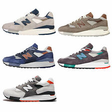 New Balance M998 D Series Suede Mens Running Shoes Trainers Made In USA Pick 1