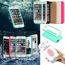Waterproof Shockproof Dirt Proof Full Case Hard Cover for iPhone 6 & 6s Plus