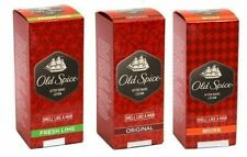 Old Spice After Shave Lotion- 50ml - (Original/ Musk /Fresh Lime) Fragrance