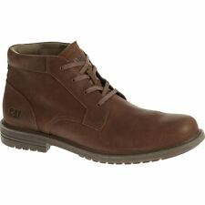 Caterpillar Brock Ginger Bread Mens Boots