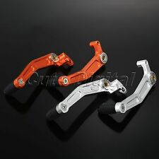 CNC Aluminium Brake Clutch Gear Pedal Lever for KTM DUKE 125 200 390 2013-2015