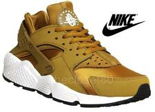 Nike Air Huarache Bronzine Sail Gold White Womens New Trainers 634835 700