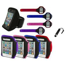 Color Running Sports Gym ArmBand+Stylus Plug for iPhone 4 4G 4S 3GS S 3G 2G