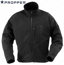 Propper Defender™ Echo Softshell Jacket - Black Softshell Duty Jacket